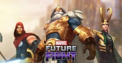 MARVEL Future Fight ขนซูเปอร์ฮีโร่ใหม่มาร่วมทีมเพียบ!