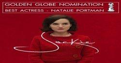 นาตาลี พอร์ตแมน เธอคือตัวจริง เข้าชิง Best Actress ลูกโลกทองคำ