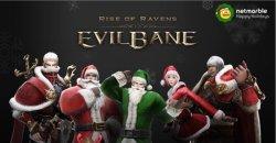 ลมหนาวมาเยือน! EvilBane: จักรพรรดิเหล็กกล้า อัพเดตกิจกรรมวันหยุดสุดพิเศษรับฤดูหนาว