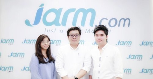 Line Thailand แวะมาเยี่ยมมาเยือน Jarm.com พร้อมจับมือร่วมนำเสนอข่าวฉับไวผ่าน Line Today