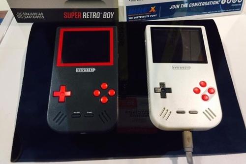 Super Retro Boy คืนชีพสุดยอดเกมกดยุค 90 ที่เล่นได้ทุกตลับของตระกูล game boy ในเครื่องเดียว