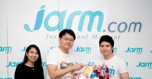 ตัวแทนจาก Gamevil ประเทศไทย แวะมาสวัสดีปีใหม่ Jarm.com