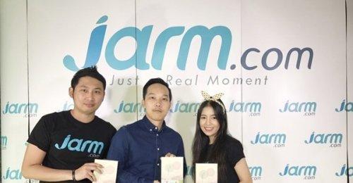 Mono มาเยี่ยมมาเยือน Jarm.com พร้อมโปรโมทหนังสือ Tomorrow I will Date with Yesterday's You