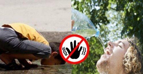 ดื่มน้ำ รู้รึเปล่าที่เราเจ็บป่วยสารพัด บางครั้งอาจมาจากการดื่มน้ำด้วยท่าทำร้ายตัวเองท่านี้!!