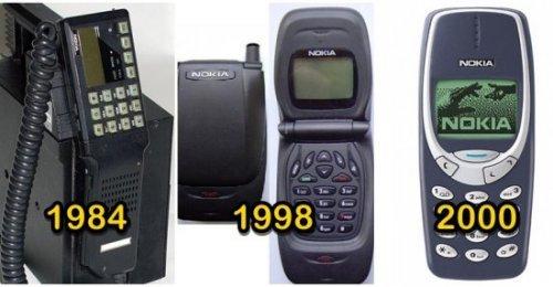 ก่อนจะมี โนเกีย 3310 !! นี่คือหน้าตาโทรศัพท์ค่ายโนเกียในแต่ละปีก่อนหน้ารุ่นถึกทนระดับตำนานรุ่นนี้