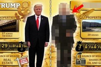 ถ้าคุณคิดว่าทรัมป์เป็นผู้นำที่รวยแล้ว ยังมีผู้นำที่เหนือกว่าเขาหลายขุม!! บอกเลยว่าเทียบชั้นกันไม่ได้