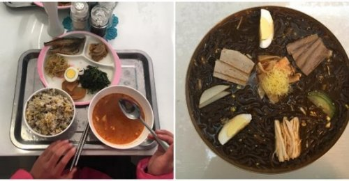 อาหารเกาหลีเหนือเป็นอย่างไร? นักข่าวผู้นี้มีโอกาสไปเยือน เลยขอแชร์ภาพอาหารที่เขาได้ลิ้มลองมา!!