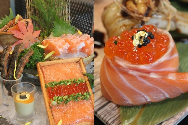 Maguro sushi สาขาแจ้งวัฒนะ ลิ้มรสความอร่อยของอาหารญี่ปุ่นระดับพรีเมี่ยม ปลาดิบชิ้นหนาๆและซูชิคำโตๆ