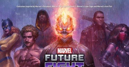 MARVEL Future Fight ขนขบวนเหล่าฮีโร่จากซีรีส์ดังมาร่วมทัพ พร้อมอัพเดตระบบพัฒนาฮีโร่และชุดยูนิฟอร์มส