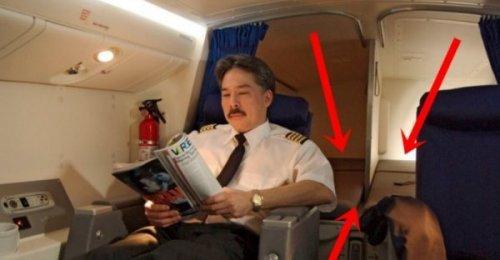 มาดูข้างในห้องนอนลับส่วนตัวของนักบินบนเครื่องแต่ละสายการบิน ไม่ได้นอนบนที่นั่งคนขับอย่างที่หลายคนคิด