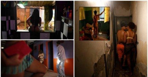 7 เดือนในย่านโคมแดงที่ฉาวโฉ่ที่สุดของบราซิล!! ช่างภาพถ่ายทอดสิ่งที่เกิดขึ้นในเขตค้าประเวณีอันโด่งดัง