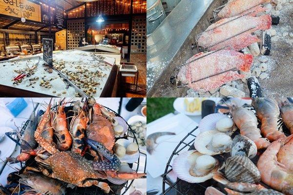 Galasea แจ้งวัฒนะ บุฟเฟ่ต์ซีฟู๊ดที่เหมือนยกทะเลมาไว้บนบก จัดเต็มอาหารทะเลสดๆ อร่อยคุ้มเกินราคา