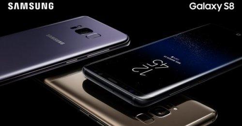 ซัมซุงเผยโฉม Samsung Galaxy S8 สมาร์ทโฟนไร้ขีดจำกัด ดีไซน์ล้ำ พร้อมจอภาพไร้กรอบ ไร้ปุ่มโฮม