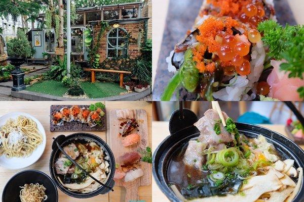 pama cafe & izakaya ค่าเฟ่ต์เล็กๆ ริมคลองประปาที่เต็มเปี่ยมไปด้วยความน่ารัก พร้อมเมนูอร่อยเพียบ!