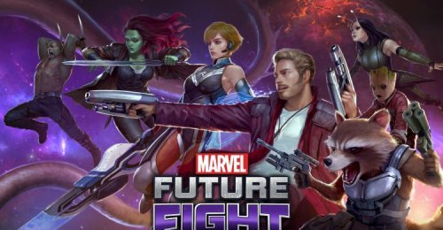 MARVEL Future Fight เผยฮีโร่ Marvel คนใหม่จาก Guardians of the Galaxy Vol. 2