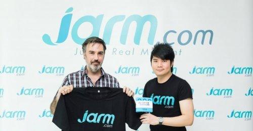 ตัวแทน Facebook แวะมาเยี่ยมชมเว็บไซต์ Jarm.com พร้อมพูดคุยการพัฒนาธุรกิจร่วมกัน