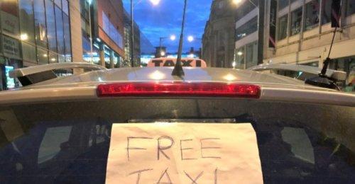 หลังเกิดเหตุระเบิดในแมนเชสเตอร์ ขณะเผชิญหน้ากับการสูญเสีย แท็กซี่ผู้นี้ตัดสินใจทำสิ่งน่านับถือน้ำใจ