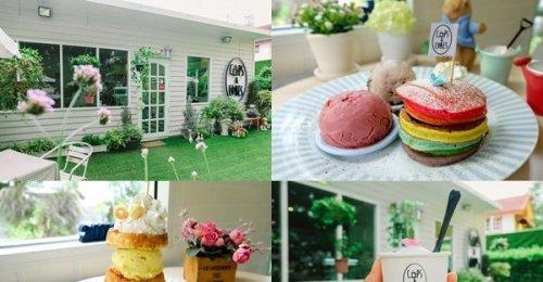 ลิ้มรสไอศครีมโฮมเมดแสนอร่อยในบรรยากาศร่มรื่น ที่ Cups and Cones ค่าเฟ่ในสวนย่านแจ้งวัฒนะ