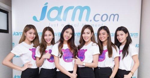 สาว ๆ Mono Muses แวะมาแจกความสดใสให้แฟน ๆ ชาว Jarm.com พร้อมฝากโปรเจกต์พิเศษ