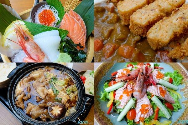 อร่อยเต็มอิ่มกับอาหารญี่ปุ่นรสชาติต้นตำรับหลากหลายเมนู ที่ สึโบฮาจิ เอ็กซ์เพรส เมืองทองธานี