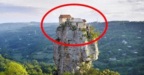 แท่งหิน สูงเกือบ 40 เมตร ซ่อนสิ่งศักดิ์สิทธิ์เอาไว้ แต่ใครจะกล้าขึ้นไปอยู่บนนั้นคนเดียว!!