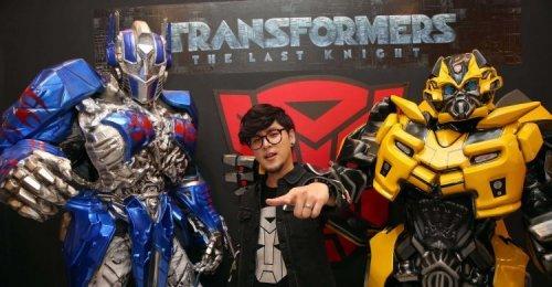 ฮาสโบร ประเทศไทย-คิดส์แพลนเน็ต ดึง! ทอม อิศรา นำทัพหุ่นทรานส์ฟอร์เมอร์ส บุกเอ็มโพเรี่ยม