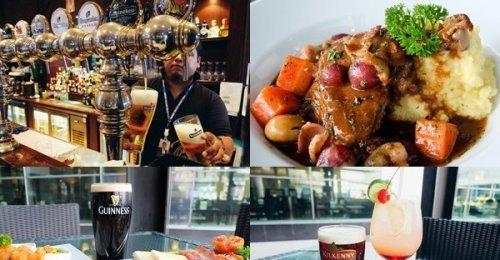 ฟลาน โอเบรียนส์ ไอริชผับ เมืองทองธานี จิบเครื่องดื่มหลากสไตล์พร้อมทานอาหารอร่อย ในบรรยากาศสุดชิล