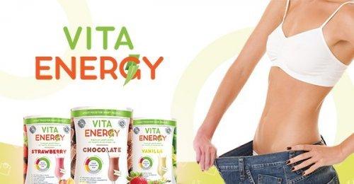 เส้นทางสู่หุ่นสวยเป๊ะเว่อร์ของเรา ด้วย Vita Energy