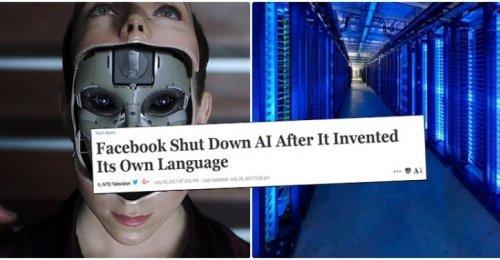 นักวิจัยเฟซบุ๊กปิดระบบ AI หลังพบความน่าสะพรึง!! เมื่อมันสร้างภาษาใหม่ขึ้นมาสื่อสารด้วยกันเอง!!