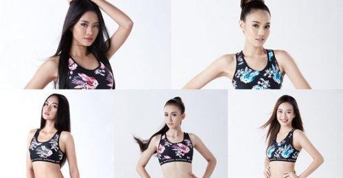 ซูมความเซ็กซี่ 26 สาวงาม Miss All Nations Thailand 2017 ในชุดว่ายน้ำ
