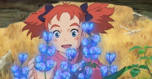 จากสตูดิโอ จิบลิ สู่ สตูดิโอ โพนอค Mary And The Witch's Flower อนิเมชั่นที่ใช้เวลาสร้างถึง 3 ปี
