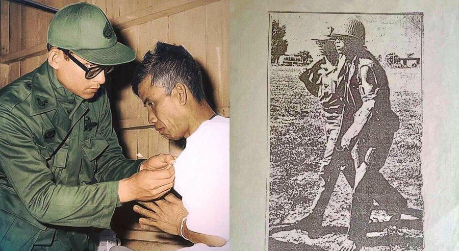 ภาพในหลวงร.9 ทรงช่วยพยุงตำรวจชายแดนได้รับบาดเจ็บ กับเรื่องเล่าเหตุการณ์ในวันนั้นที่คนไทยจำมิรู้ลืม