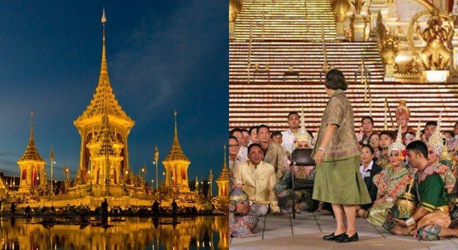 สมเด็จพระเทพฯ ขอมากราบลาพระเมรุมาศ ปกติช่วงปีใหม่จะอยู่กับในหลวง แต่ปีนี้ไม่มีพระองค์ท่าน...