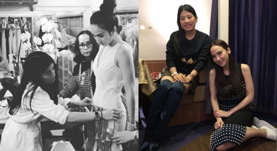 อั้ม พัชราภา แต้มบุญสูงมาก ถ่ายภาพคู่พระเจ้าหลานเธอ พระองค์เจ้าพัชรกิติยาภา ชาวไทยแห่ปลื้มใจ
