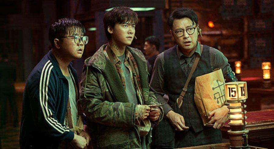 เปิดตัวแรงในจีน!! ANIMAL WORLD ผลงานแอคชั่นไซไฟถล่มรายจากการเปิดฉายรอบพิเศษ