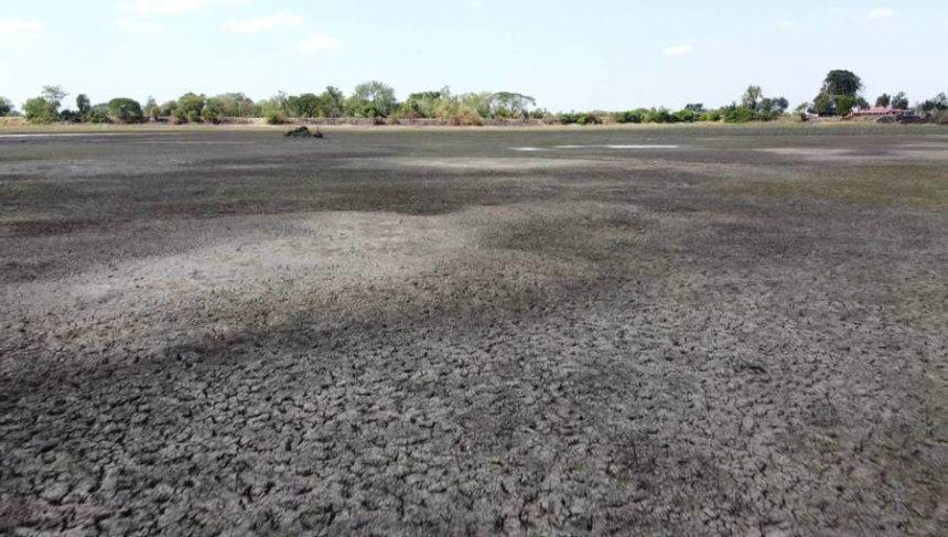 เข้าขั้นวิกฤต บ่อน้ำประปาบุรีรัมย์ แห้งขอด ชาวบ้านได้รับความเดือดร้อนหนัก