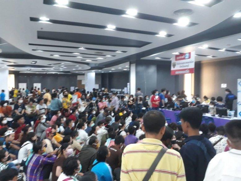 นายก ฮุนเซน ห้ามแรงงานกัมพูชาในไทยกลับประเทศ หวั่นแพร่เชื้อโควิด-19
